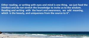 Awareness Reflection